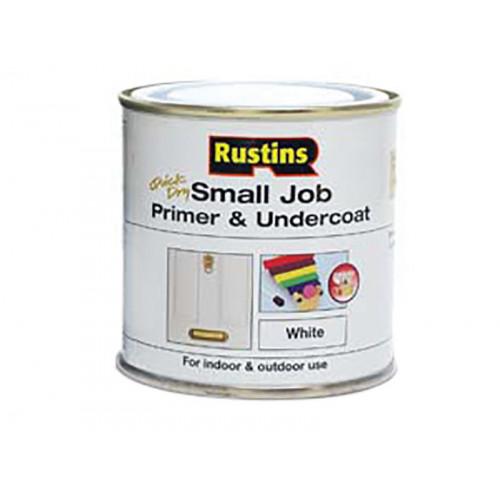 Rustins Small Job Primer Undercoat White