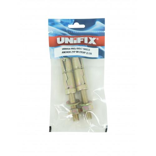 Ankerit Projecting  Bolt 6mm x 10mm Max Fixture (12mm drill) (6)