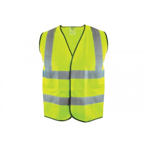 Hi-Vis Waistcoat Yellow - L (42-44in)