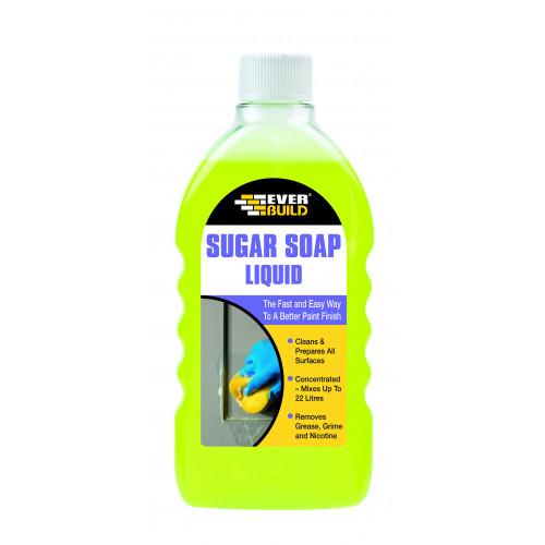 SUGAR SOAP LIQUID 500ML