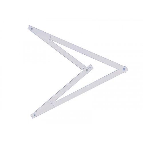 Folding Square 120cm