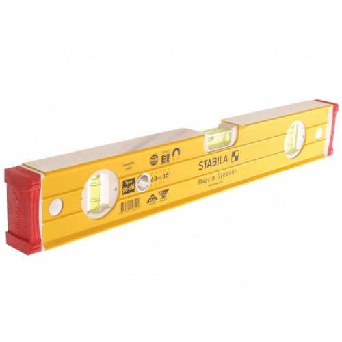 96-M-2 Magnetic Spirit Level  3 Vial 40cm