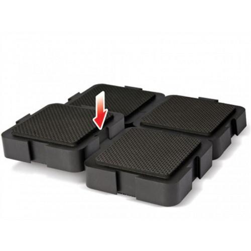 Loc/blk/pk1 Loc Block Support Pack (anti Slip)