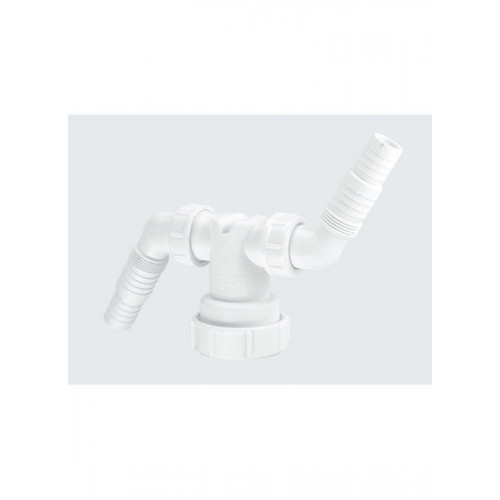 Twin Connector for Standpipe