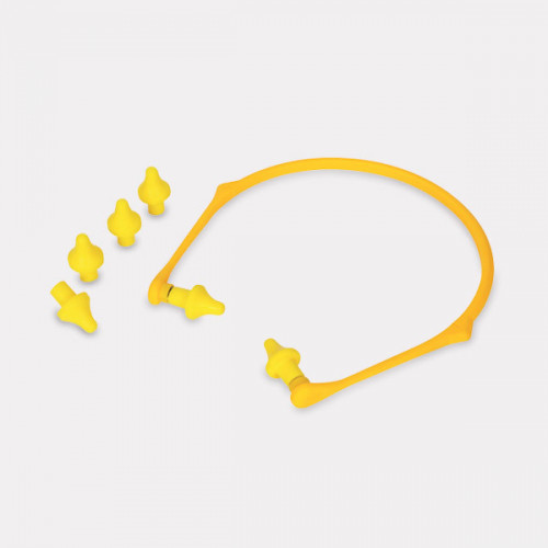 Ear Caps With Foldable Headband