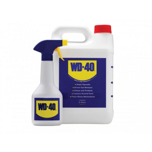 WD-40 5 Litre Multi-Use Maintenance Can Plus Spray