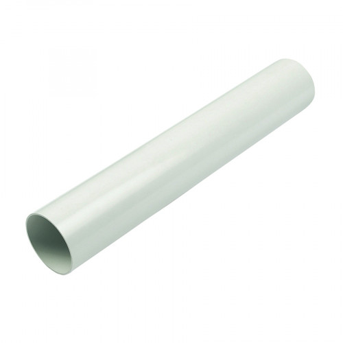 Solvent - 3m Waste Pipe 32mm - Black