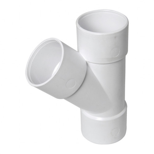 Solvent - 135° Branch - 32mm - White