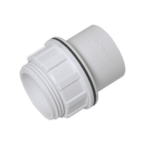 Tank Connector 32mm White