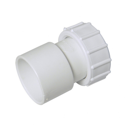 Threaded Coupling (F) 32mm White