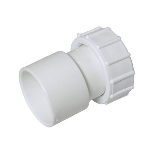 Threaded Coupling (F) 32mm White