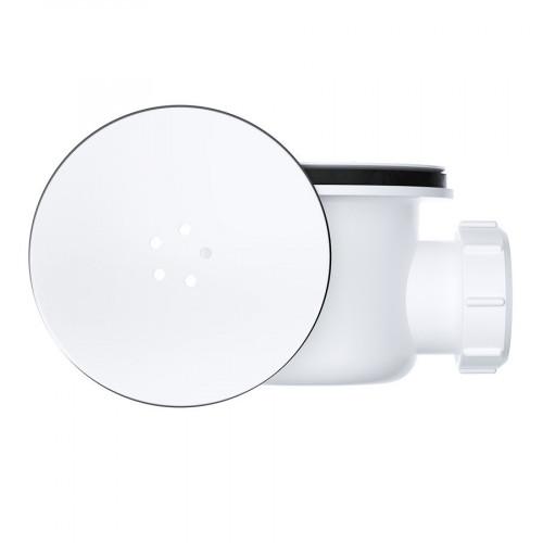 1.5 Chrome Shower Waste 85mm