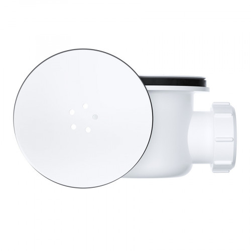 1.5 Chrome Shower Waste 90mm