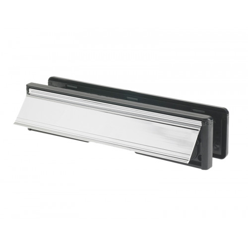 Letter Plate 300mm (12in) Silver