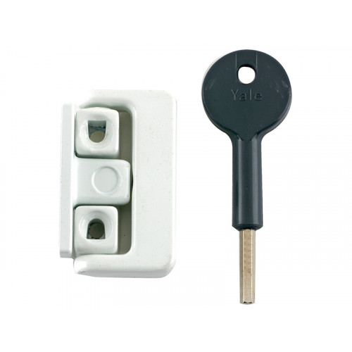 8K101 Window Latches Electro Brass Finish Multi Pack of 4 Visi