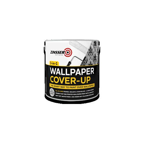 ZINSSER Wallpaper Cover Up 2.5 Litre