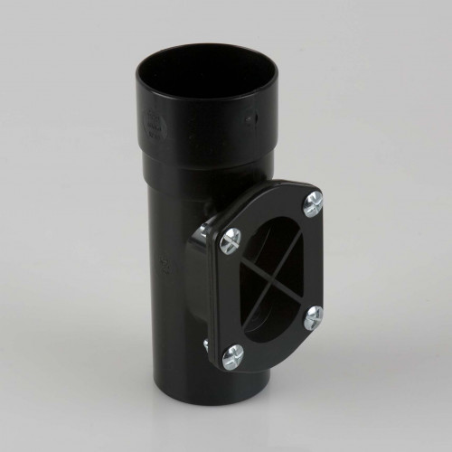 68mm ACCESS PIPE Black