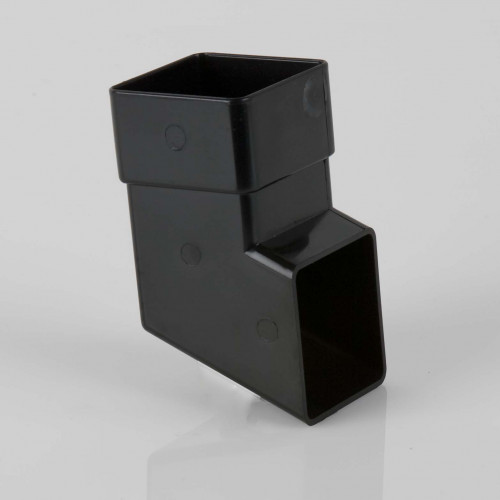 Shoe Square 65mm - Black
