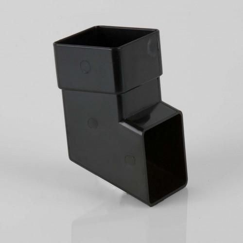 Shoe Square 65mm - Black