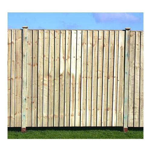 Featheredge Fence Panel
