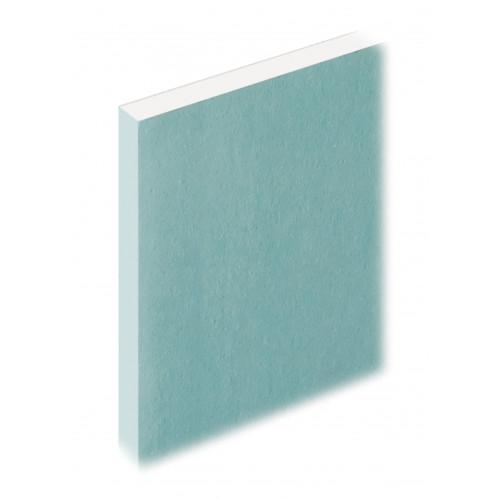 Plasterboard Moisture Resistant 2400X1200 X 12.5mm Taper Edge