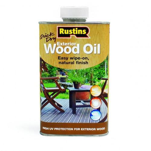 Rustins Exterior Wood Oil