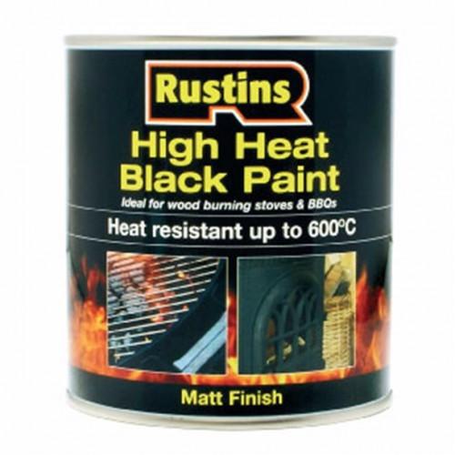 Rustins High Heat Paint