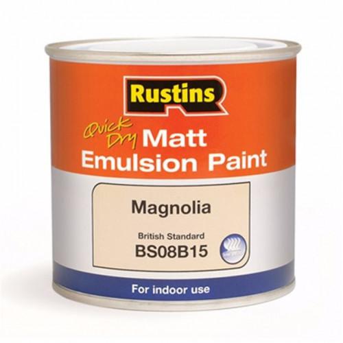 Rustins Matt Emulsion Paint