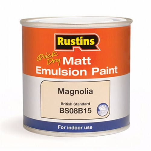 Rustins Matt Emulsion Paint