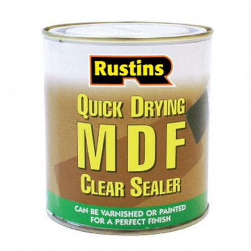 Rustins MDF Clear Sealer