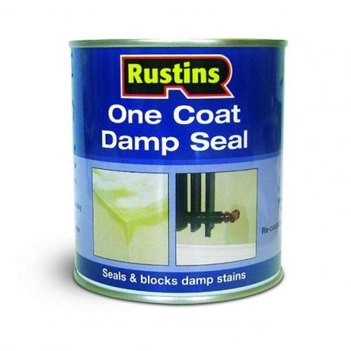 Rustins One Coat Damp Seal