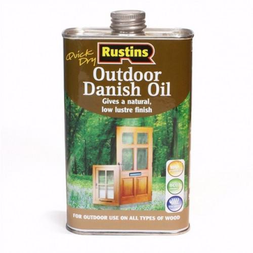 Rustins Outdoor Danish Oil