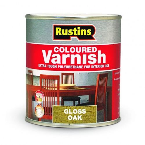 Rustins Polyurethane Varnish & Stain