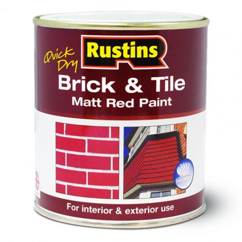 Rustins Brick & Tile Paint