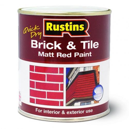 Rustins Brick & Tile Paint