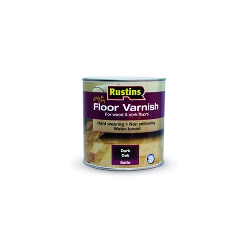 Rustins Quick Dry Coloured Floor Varnish