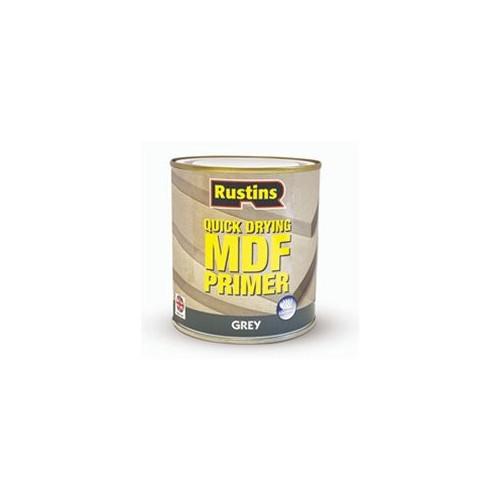 Rustins Quick Dry MDF Primer Grey