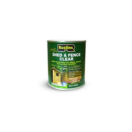 Rustins Shed and Fence Protector