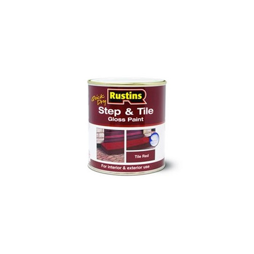 Rustins Step & Tile Gloss Paint