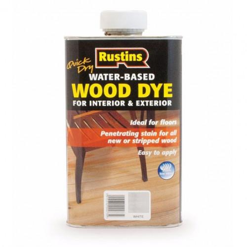 Rustins Water Based Wood Dye