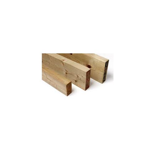 Sawn / Treated Timber 25 x 50mm 4.8m