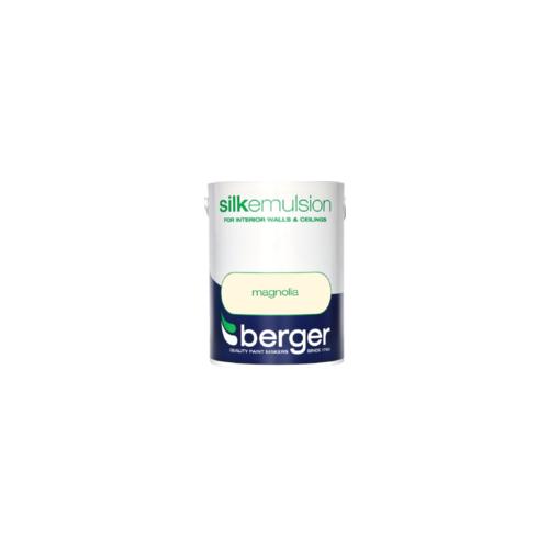BERGER SILK MAGNOLIA 5 LITRES