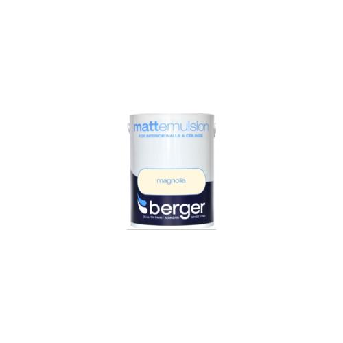 BERGER MATT MAGNOLIA 5 LITRES